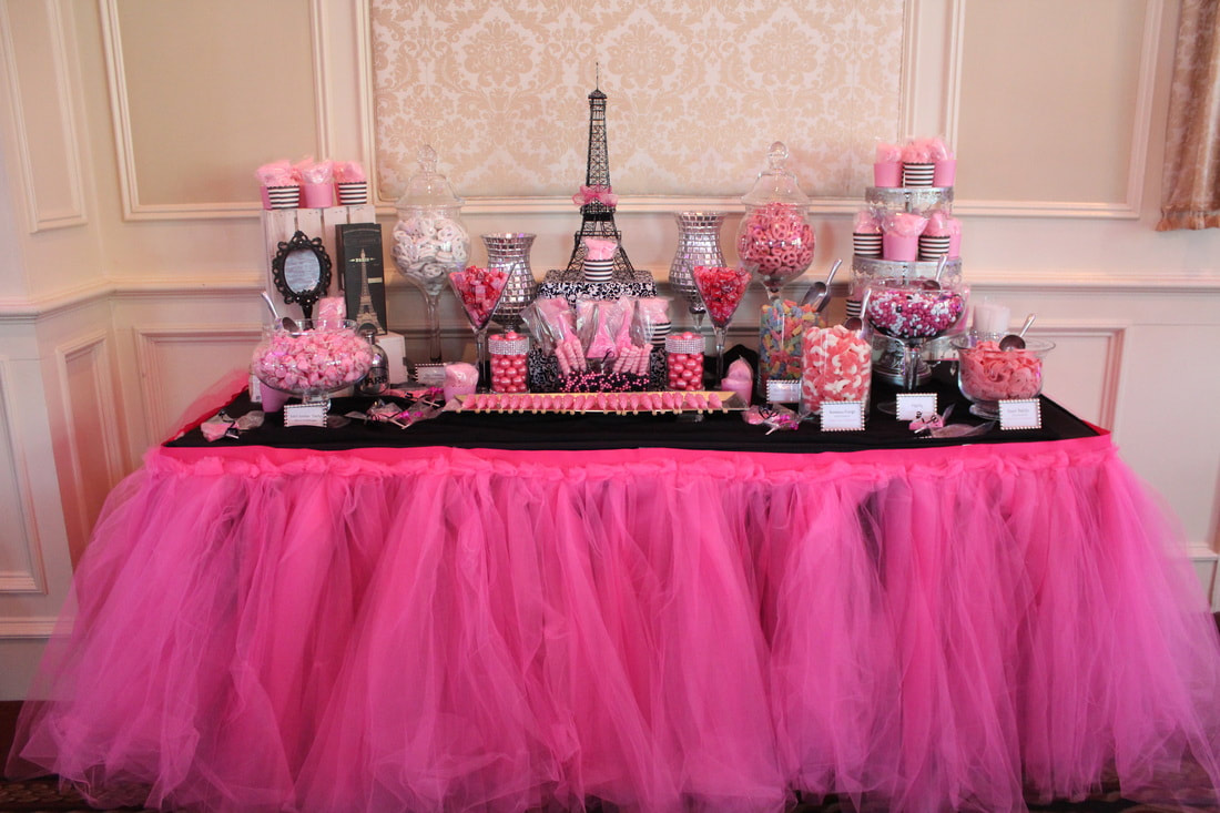 Candy Buffets Kreationz By Shay